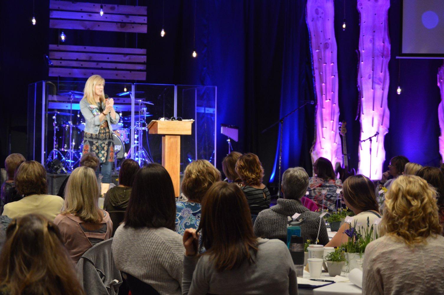 Rachel Anne Ridge speaker