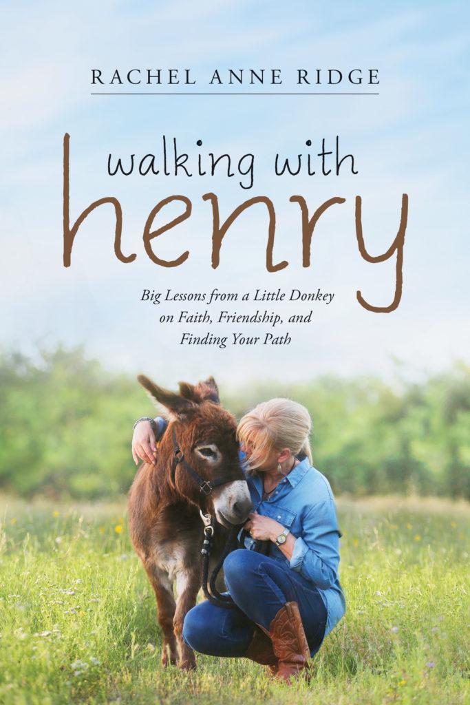 Walking with Henry Rachel Ridge